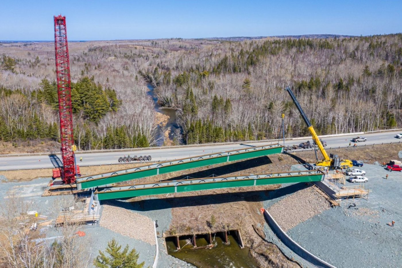 French River Double Girder 30 March 21