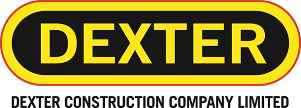 Logo dexter construction